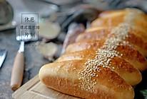 天然酵种德式面包排的做法