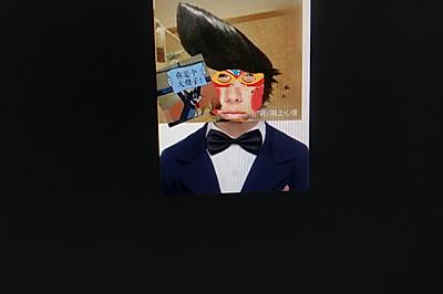 神P图 给我弟的照片改了一下
