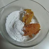 芝麻红薯豆沙饼的做法图解3