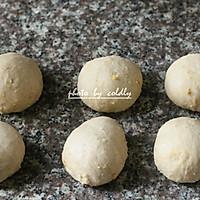 咸蛋黄辣松面包的做法图解10