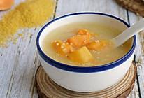 小米红薯粥#快手又营养,我家的冬日必备菜品#的做法