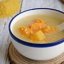 小米红薯粥#快手又营养,我家的冬日必备菜品#