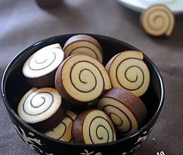 黑纹奶酪饼干的做法