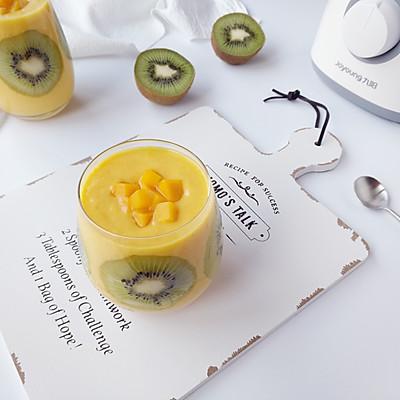 夏日甜品——芒果思慕雪