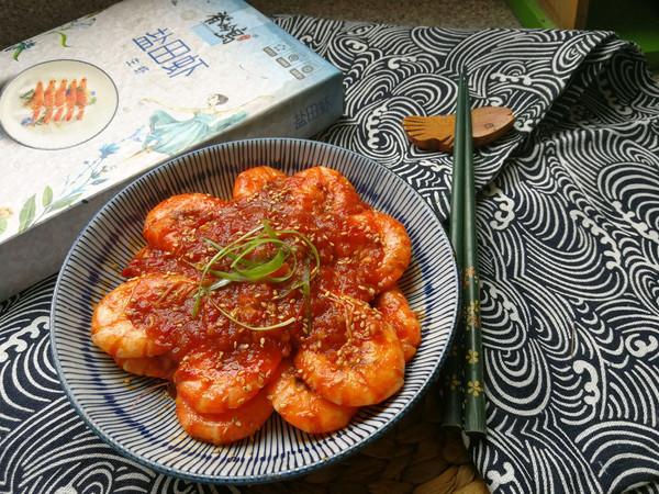 茄汁虾#脊岭岛盐田虾美味大挑战#的做法