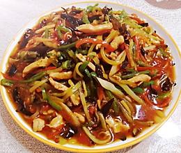 #肉食主义狂欢#香辣酸甜最下饭的鱼香肉丝的做法