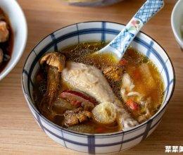 菌菇汽锅鸡|鲜美醇厚的做法