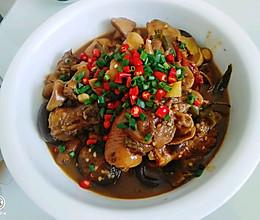 铁锅芦花鸡的做法