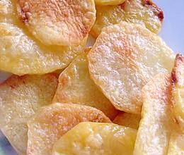 烤土豆片的做法