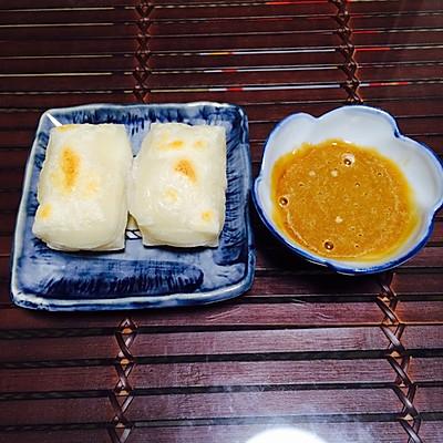 日式烤年糕