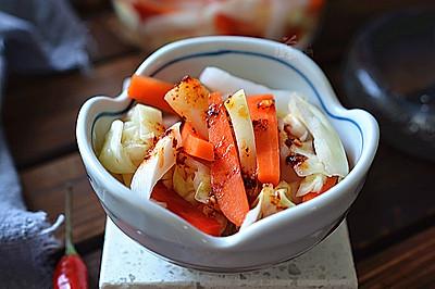 一夜渍---什锦泡菜