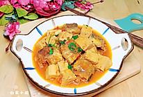 茄汁鳕鱼豆腐的做法