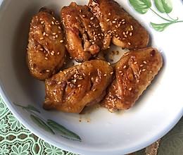 电饼铛版奥尔良烤翅的做法