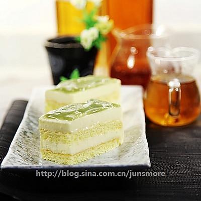 榴莲冻芝士蛋糕