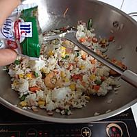 虾仁培根焗饭的做法图解7