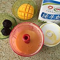 经典港式甜品一一芒果黑糯米甜甜的做法图解5