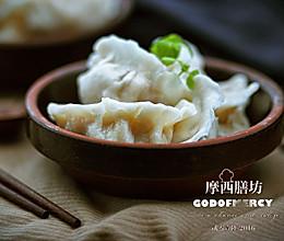 【九阳破壁豆浆机Q3】饺子也要吃出B格!豆浆版大白菜猪肉饺子的做法