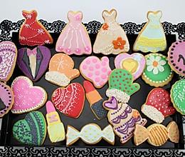 蛋白糖霜饼干的做法
