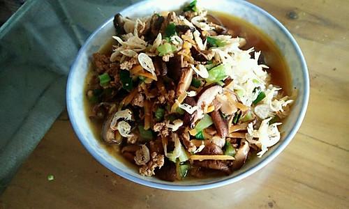 温州糯米饭的做法
