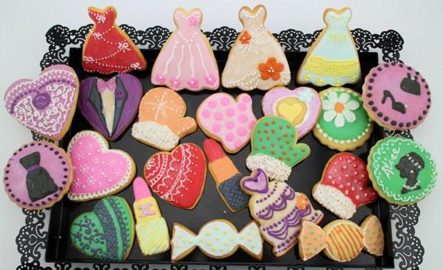 蛋白糖霜饼干