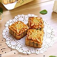 【新五仁月饼】一定好吃的纯坚果月饼的做法图解22