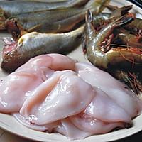 藏红花风味海鲜汤#十二道锋味复刻#的做法图解2