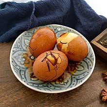 #花10分钟,做一道菜!# 卤茶叶蛋