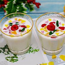 我的拿手好菜–自制缤纷水果酸奶