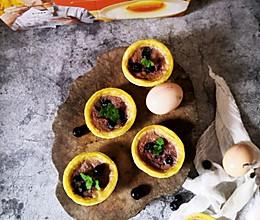 """#2021创意料理组——创意""""食""""光#紫薯蓝莓塔的做法"""