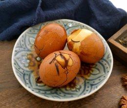 #花10分钟,做一道菜!# 卤茶叶蛋的做法