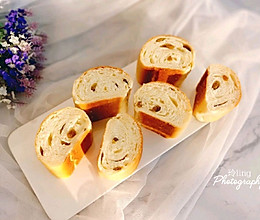 年轮面包的做法