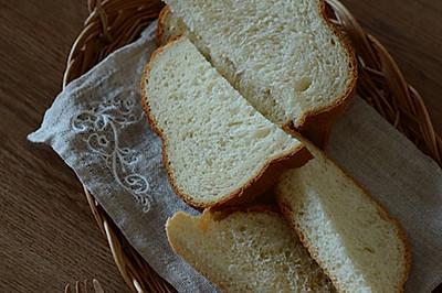 #东菱魔力果趣面包机之港式吐司