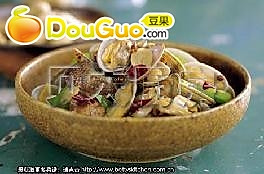 胶东辣炒花蛤的做法