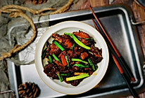 #合理膳食 营养健康进家庭#酱油焖鹅肉的做法