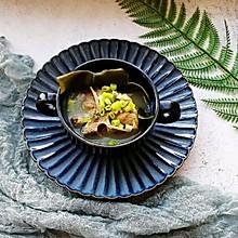 #餐桌上的春日限定#春季滋补~海带排骨汤