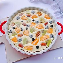 酸奶水果冻