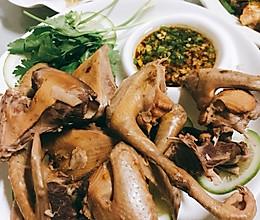 土茯岺白鸽汤的做法