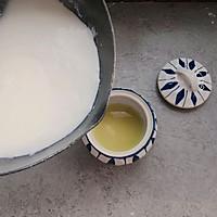 #硬核菜谱制作人#姜撞奶的做法图解8