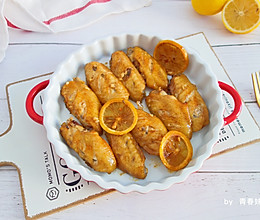 #夏日冰品不能少#柠檬烤鸡翅的做法