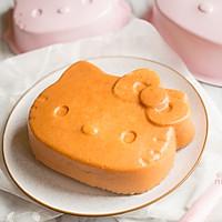 【香浓奶酪海绵蛋糕】