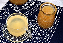 温暖冬日的饮品-蜂蜜柚子茶的做法