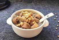 猪尾炖黄豆#KitchenAid的美食故事#的做法
