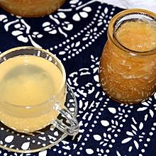 温暖冬日的饮品-蜂蜜柚子茶
