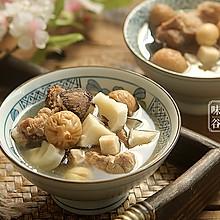 海椰皇猪骨汤(润肺止咳)