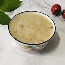 桂圆红枣糯米粥