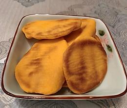 玉米饼(烤箱版)的做法