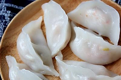 水晶虾饺#寻找最聪明的蒸菜达人#