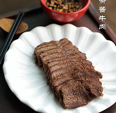 """三步做出""""月盛斋酱牛肉"""""""