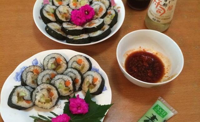 日本料理第一课-基础寿司