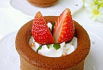 可可海绵杯子蛋糕:的做法